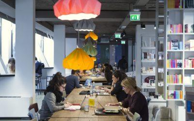 I 5 vantaggi di avere una sede in un coworking
