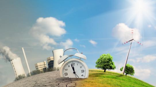 Sostenibilità aziendale: la sfida dei cambiamenti climatici