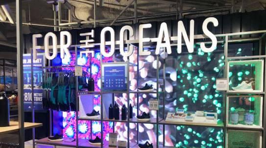 Sostenibilità ambientale all'interno dei punti vendita: l'esempio di Adidas